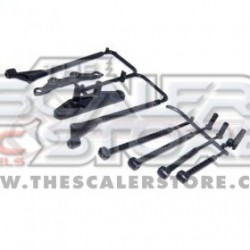 3Racing Bumper/Body Mounts For Sakura Mini
