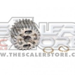 3Racing Aluminum Idle Gear 25T for Sakura Mini