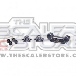 3Racing Aluminum Front Suspension Mounts For Sakura Mini