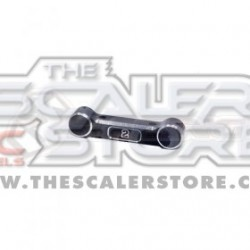 3Racing Aluminum Rear Suspension Mount RR 2deg For Sakura...