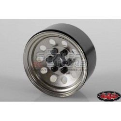 RC4WD PRO10 Steel 1.9 Stock Beadlock Wheel(4)
