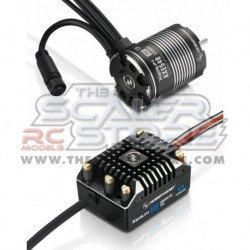 HobbyWing Xerun Axe Brushless Combo 540 1800KV