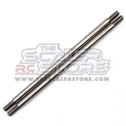 Yeah Racing Stainless Steel Link M4 5x115mm Total (2)