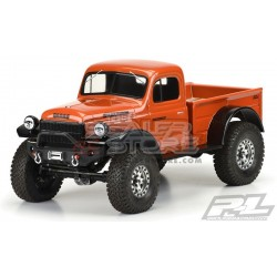 Proline Dodge Power Wagon 1946 body 313mm DAMAGED