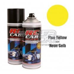Ghiant RCC Spray Color Fluo Yellow 150ml Lexan