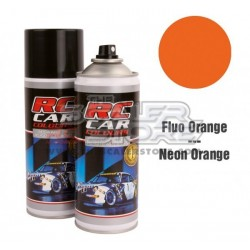 Ghiant RCC Spray Color Fluo Deep Orange 150ml Lexan
