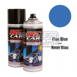 Ghiant RCC Spray Color Fluo Blue 150ml Lexan