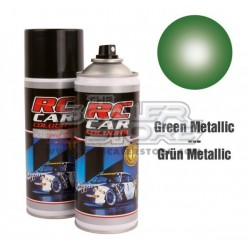 Ghiant RCC Spray Color Green Metallic 150ml Lexan