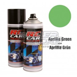 Ghiant RCC Spray Color Aprilia Green 150ml Lexan