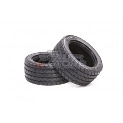 Tamiya M-Chassis Radial Tires 60D (2)