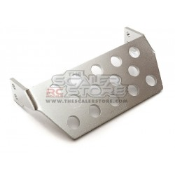 Integy Traxxas TRX-4 Alloy Front Skid Plate SILVER
