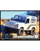 The Scaler Store - Spare Parts for RC4WD Gelande II
